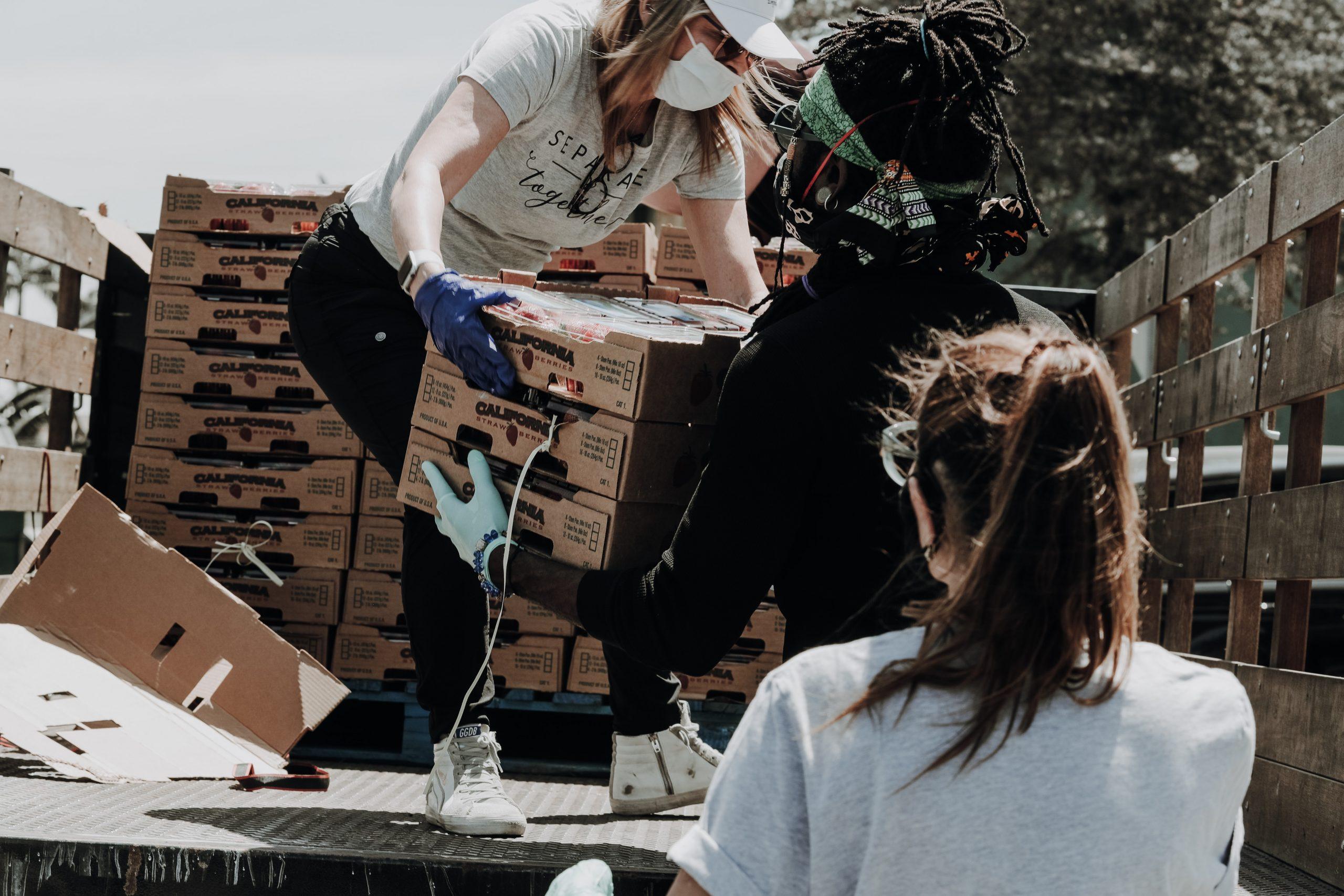 Come il COVID-19 ha impattato nel mondo del volontariato?